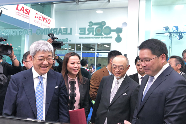 b-en-g Japan/Thailand joint industry project adopts mcframe MOTION as the official solution