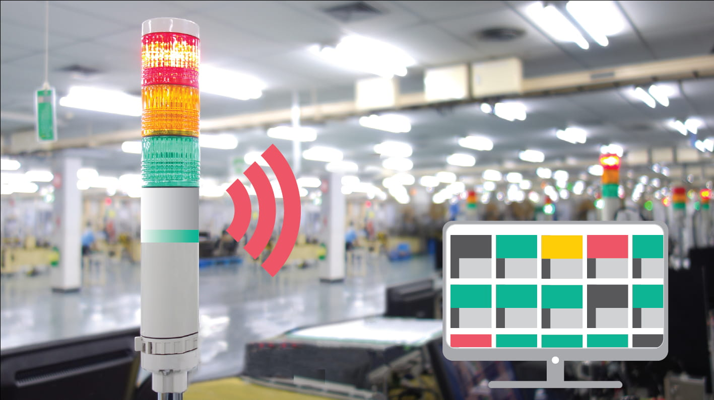 Machine Utilization and OEE Monitoring