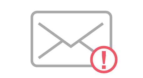 Receive email alerts for machine status conditions such as stoppages